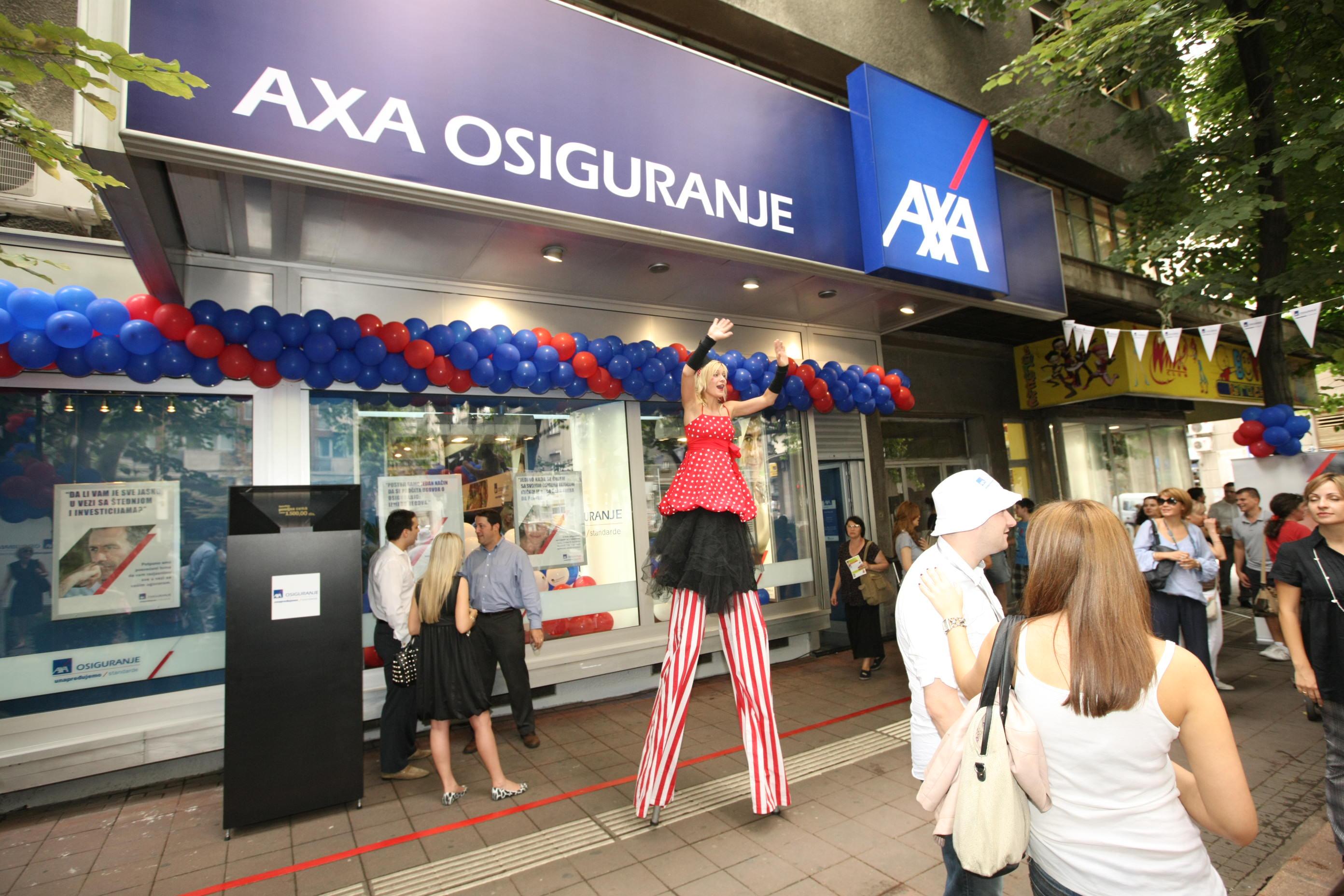 AXA osiguranje