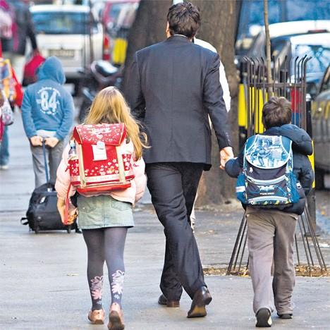 osiguranje dece skole