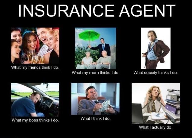 agent osiguranja
