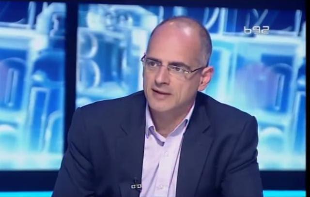 Marko Blagojević, šef Kancelarije za obnovu poplavljenih područja