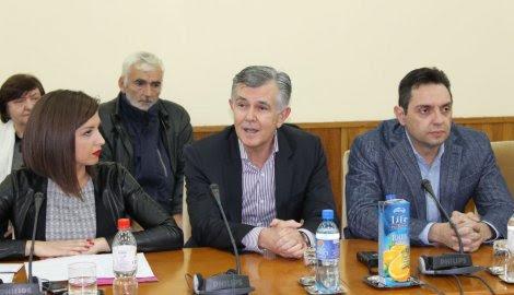 Udruženje osiguravača Srbije i ministar Aleksandar Vulin