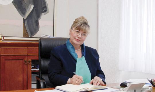 Milenka Mila Jezdimirović, bivši generalni direktor Dunav osiguranje
