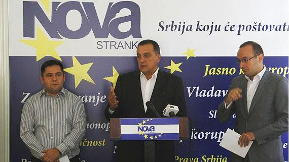 Nova Stranka Zoran Živković