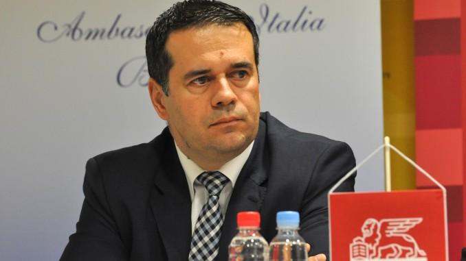 Dragan Filipović, generalni direktor Generali osiguranje ado